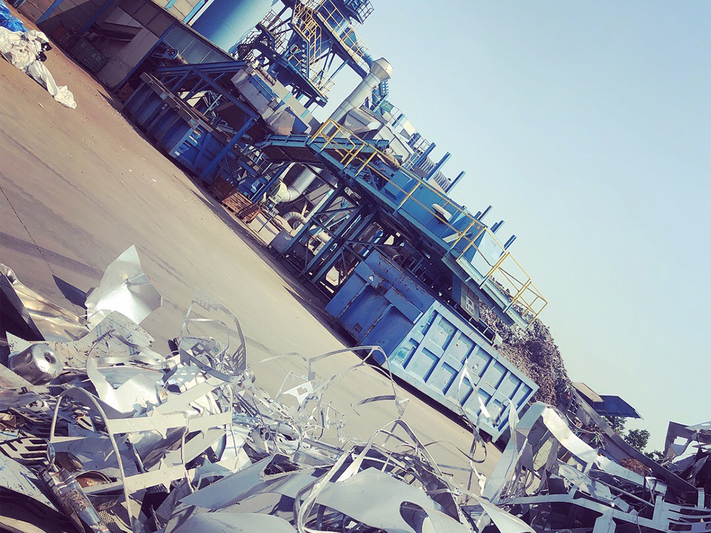riciclo rifiuti metallici