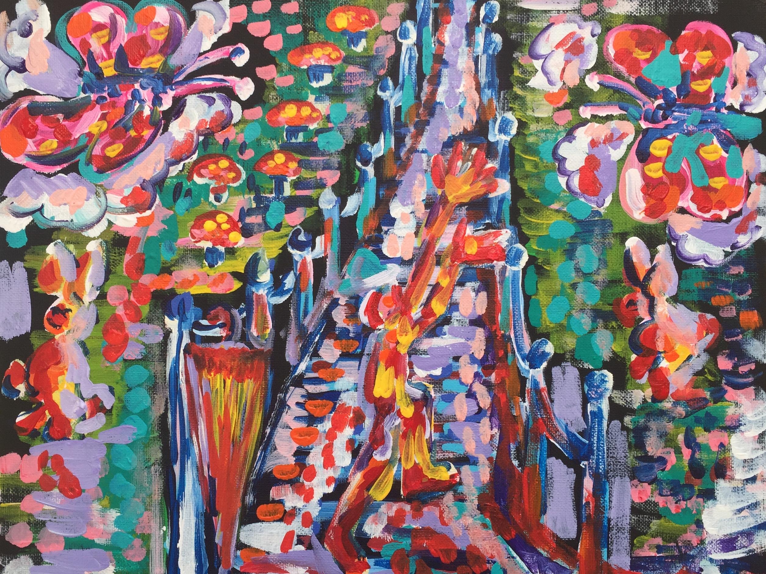 quadri espressionisti online